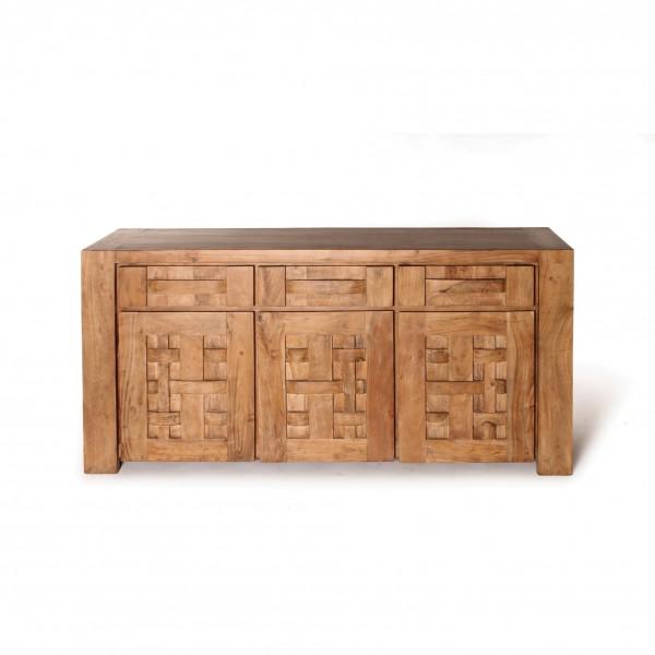 """Sideboard """"Canasta"""", braun, L 45 cm, B 170 cm, H 85 cm"""