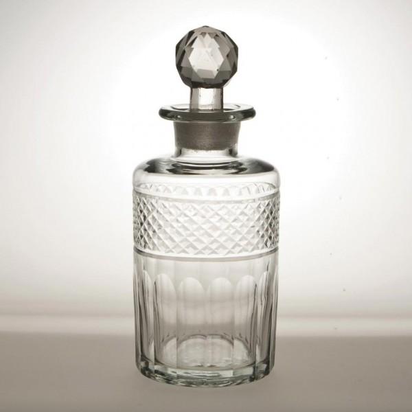 "Glasflakon ""Charu"", klar, H 20 cm, Ø 8 cm"