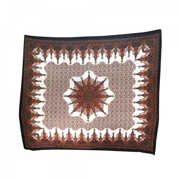 "Tagesdecke ""Nova"", aus 100% Baumwolle, multicolor, L 210 cm, B 245 cm"