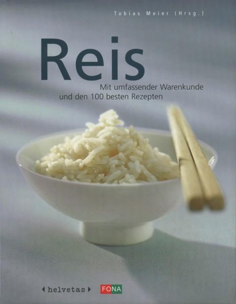 Buch 'Reis - Mit umfassender Warenkunde und den 100 besten Rezepten'