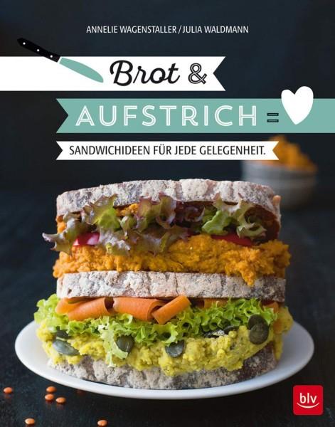Buch 'Brot & Aufstrich'