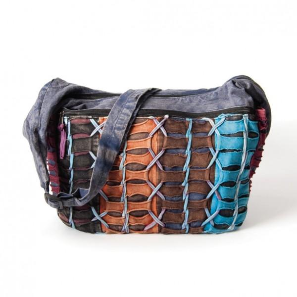 "Cross-Over-Bag ""Kera"", multicolor, B 35 cm, H 35 cm"