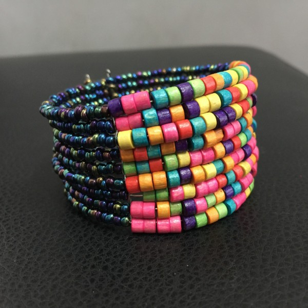 """Armband """"Candy"""", multicolor"""