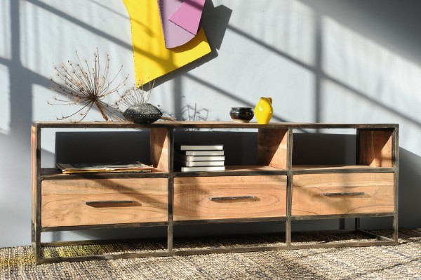 TV-Board 'Sveg', L 40 cm, B 175 cm, H 60 cm
