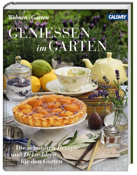 Buch 'Genießen im Garten'