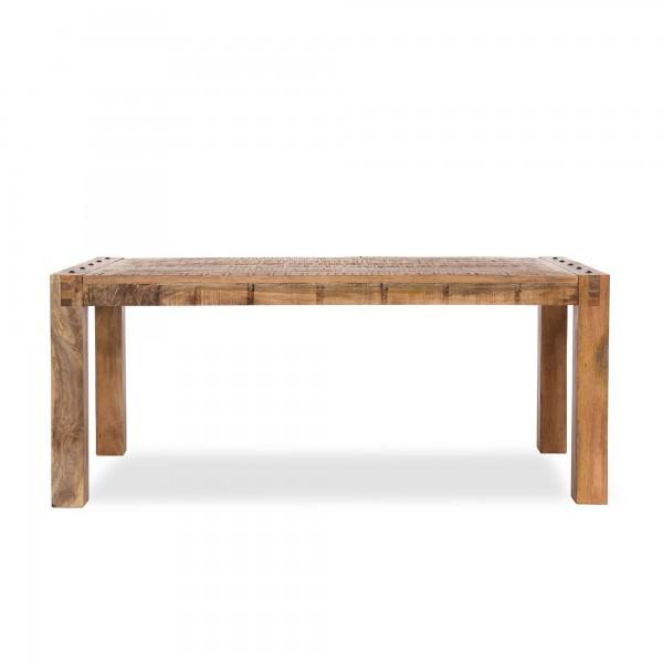 Tisch 'Mansfield', natur, T 180 cm, B 90 cm, H 77 cm