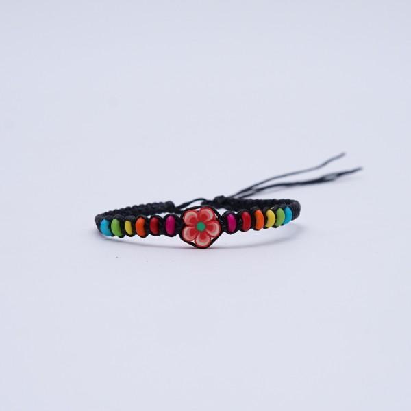 """Armband """"Joey"""", handgefertigt, multicolor"""