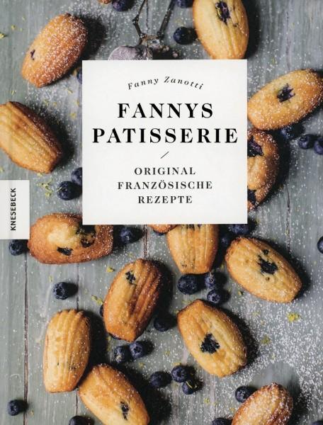 Buch 'Fannys Patisserie - Original französische Rezepte'
