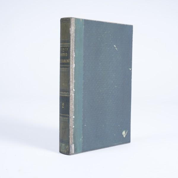 """Buchhülle """"Testament"""", L 4 cm, B 18 cm, H 27 cm"""