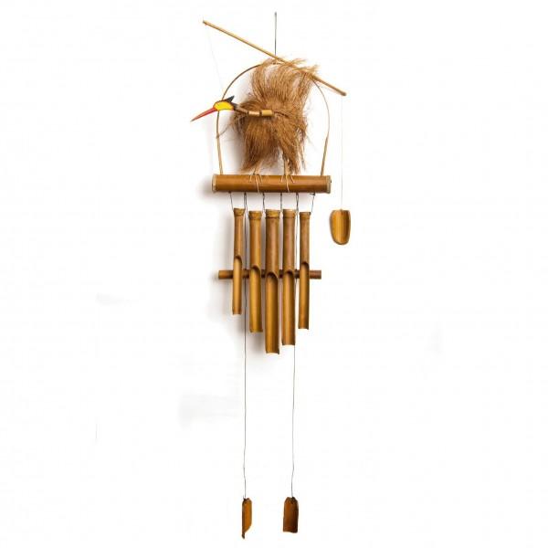 Windspiel 'Vogel', L 14 cm, B 32 cm, H 38 cm