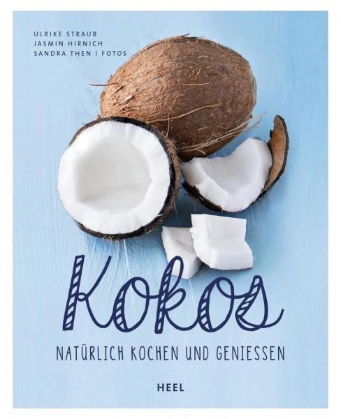 Buch 'Kokos - natürlich kochen und genießen'