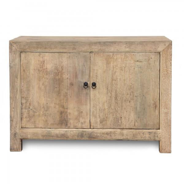 Sideboard, 2 Türen, natur, T 45 cm, B 120 cm, H 85 cm