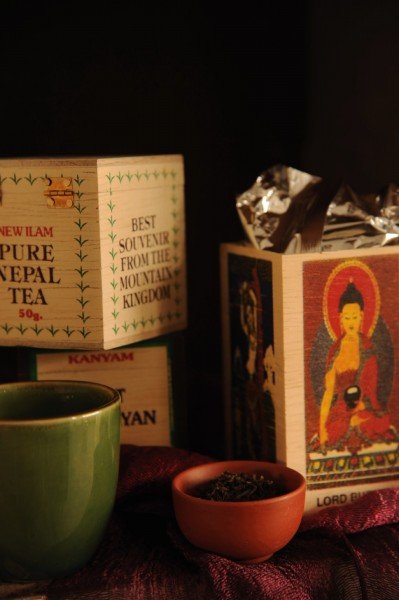 Hochlandtee 'Nirwan', Organischer schwarzer Tee, 50 g