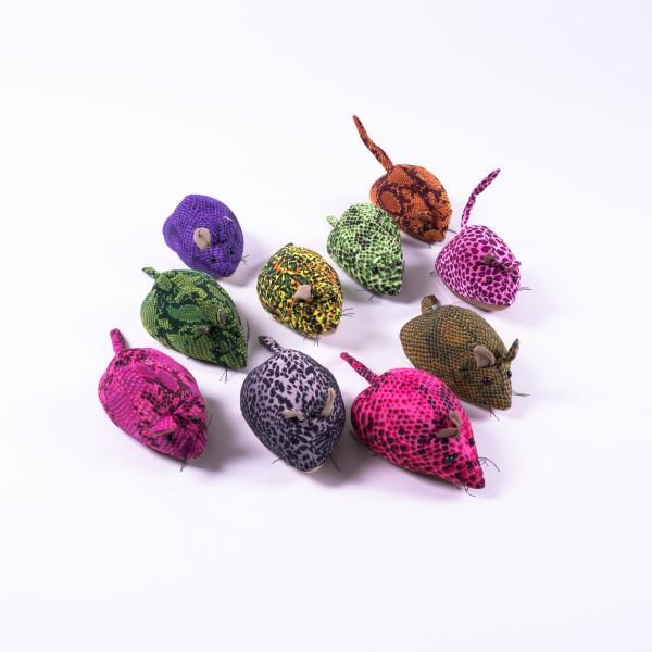 """Sandtier """"Maus"""", multicolor, L 18 cm"""