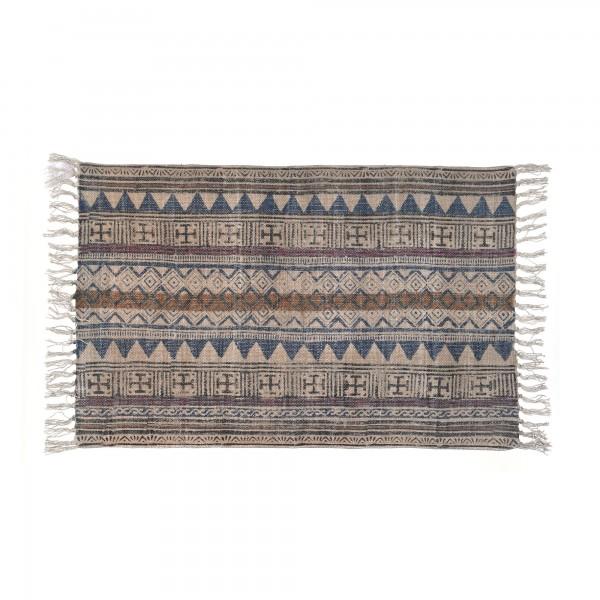 Mini-Rug 'Wai', multicolor, T 60 cm, B 90 cm