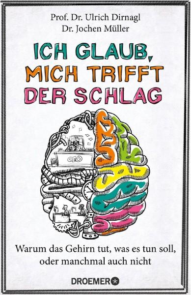 Buch 'Ich glaub mich trifft der Schlag'
