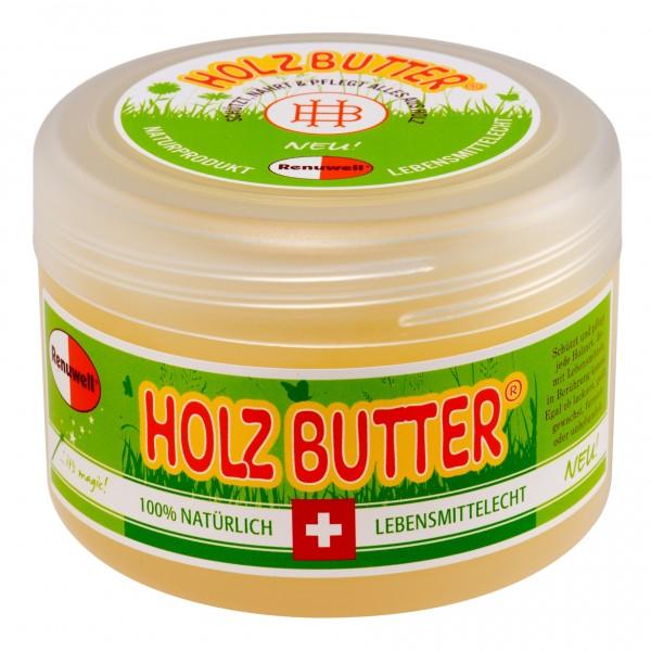 Holz-Butter farblos, für alle Holzarten geeignet