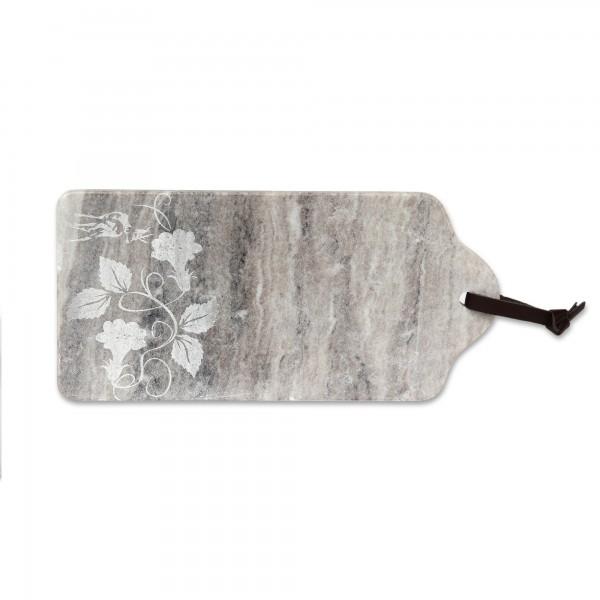 Schneidebrett 'Zulf', natur, T 15,5 cm, B 30 cm, H 1,2 cm