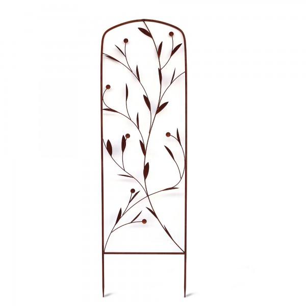 Rankgitter 'Aireux', T 3 cm, B 36 cm, H 118 cm