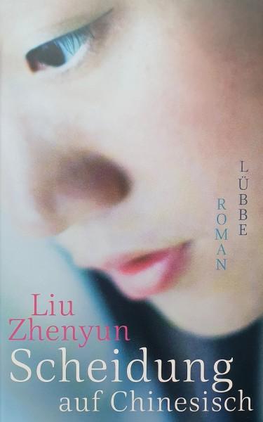 Buch 'Scheidung auf Chinesisch'