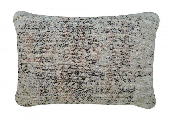 Kissen 'Veda', beige, T 40 cm, B 60 cm