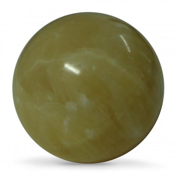 Quigongkugel, beige, Ø 6 cm