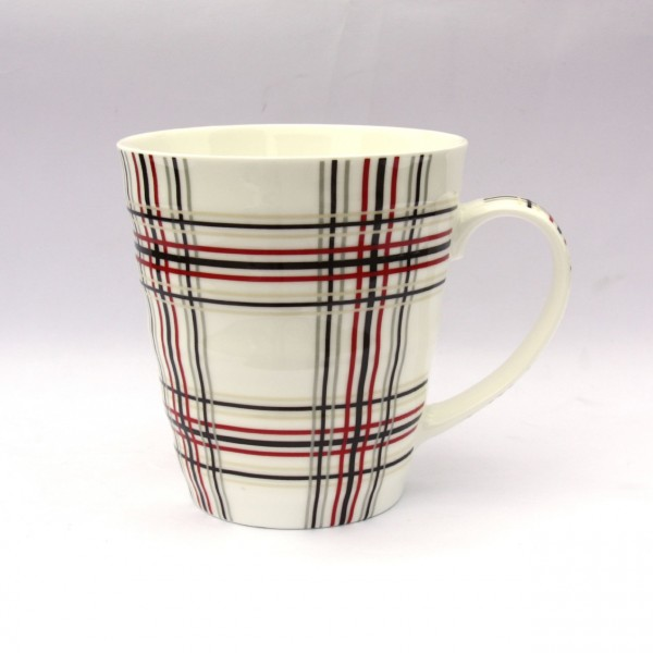 "Tasse ""Queluz"", New Bone China Porzellan, Ø 9 cm, H 10 cm"