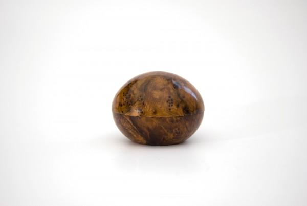 Thuja Box, braun, Ø 7 cm, H 5 cm