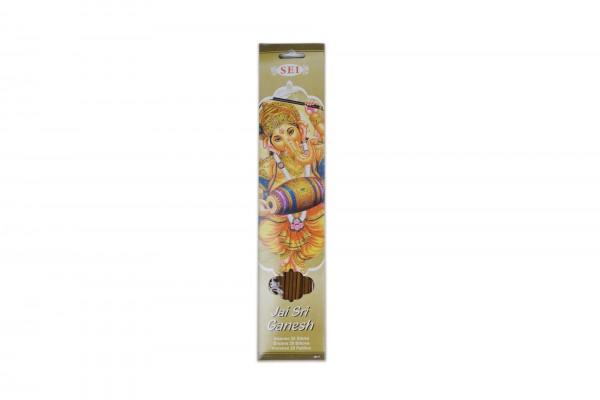 Räucherstäbchen 'Jai Sri Ganesh'