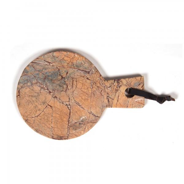 Schneidebrett 'Valli', natur, T 15,5 cm, B 22 cm, H 2 cm