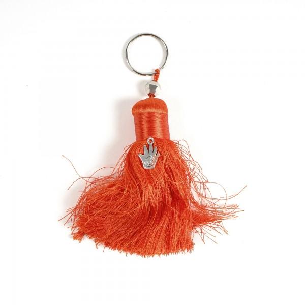 Troddel 'Fatima', orange