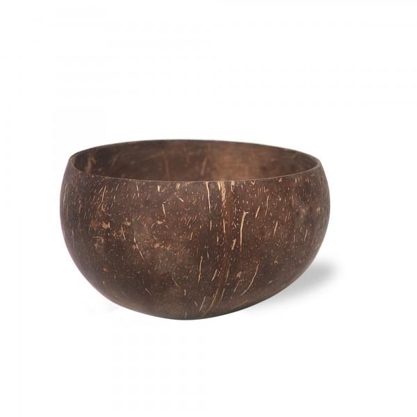 Kokosnuss-Schale, Ø ca. 16 cm, H 9 cm