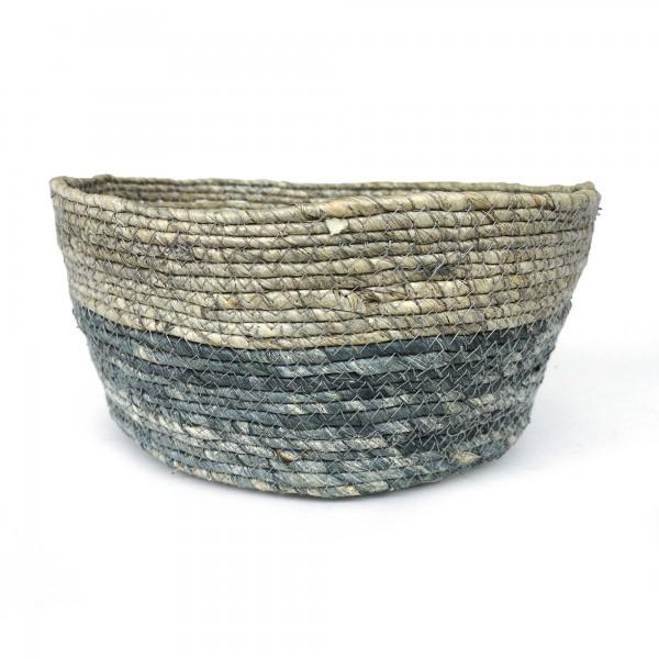 Korb 'Amares' L, natur, Ø 29 cm, H 15 cm