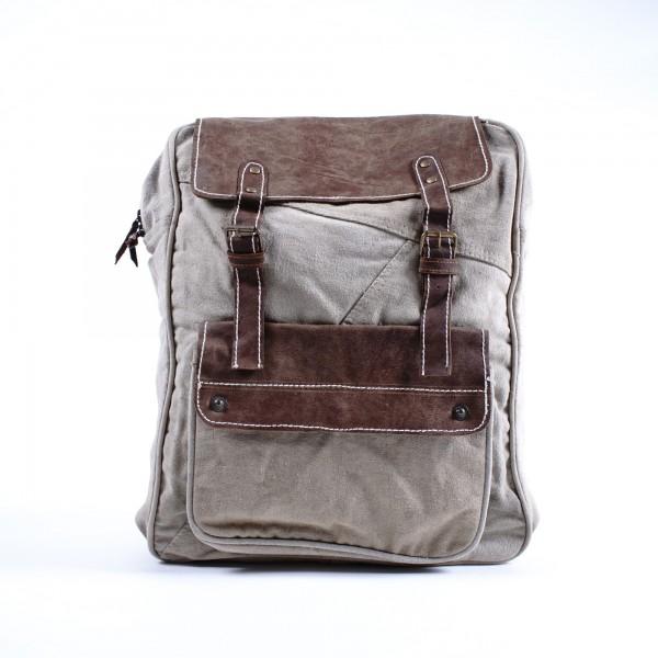 """Rucksack """"Mountain"""", beige, B 33 cm, H 43 cm"""