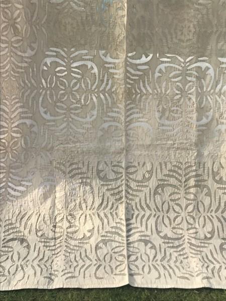 Vorhang 'Avaran', 5 Schlaufen, B 110 cm, H 230 cm