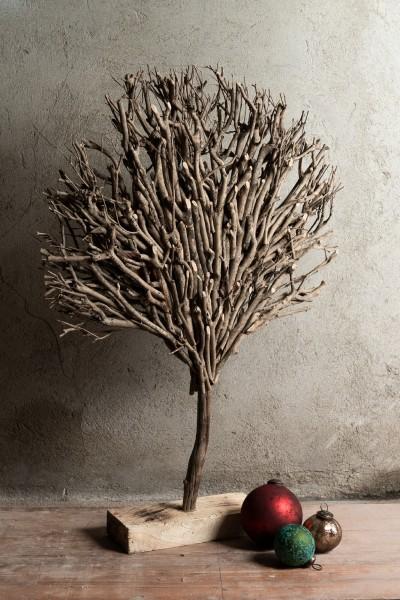 Winterbaum, natur, T 3 cm, B ~60 cm, H ~95 cm