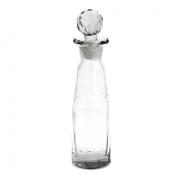 "Glasflakon ""Gulika"", H 17 cm, Ø 4 cm"