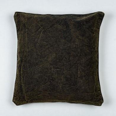 Kissenhülle, grün, L 45 cm, B 45 cm