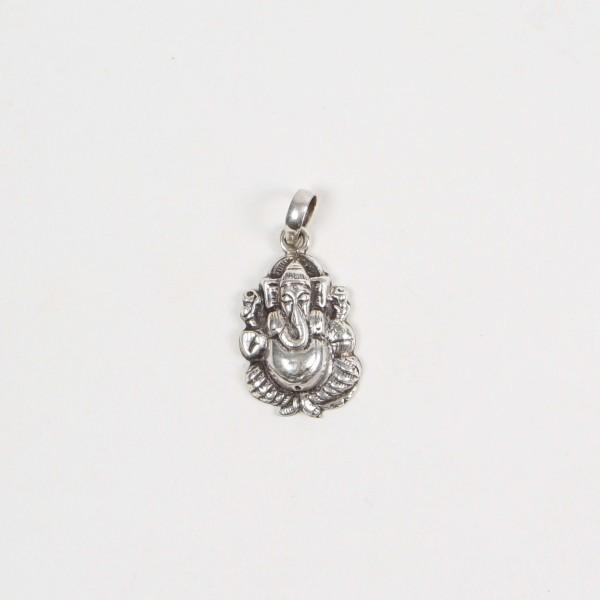 """Anhänger """"Ganesha"""", aus echtem 925er Silber"""