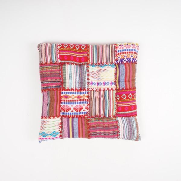"""Sitzkissen """"Patchwork"""", multicolor, L 40 cm, B 40 cm"""
