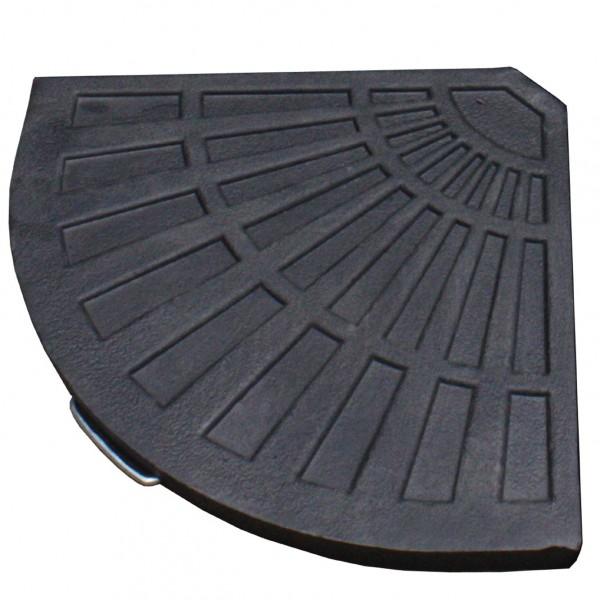 Schirmständergewicht mit Handgriff, Gewicht 13 kg