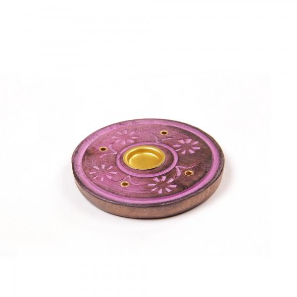 Räucherstäbchen- und Räucherkegelhalter, Ø 7 cm
