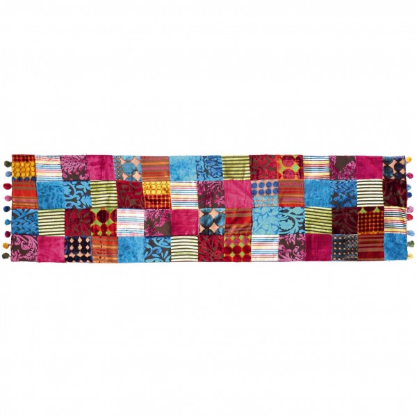 "Tischläufer ""Anand"", multicolor, L 150 cm, B 40 cm"