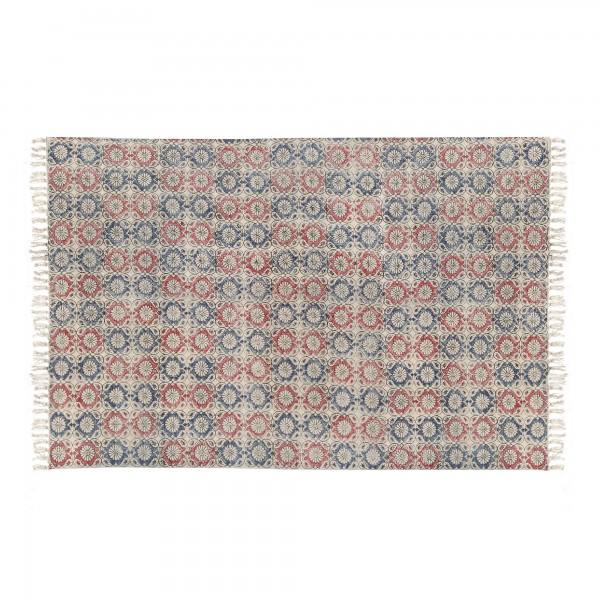 Teppich 'Kokila', multicolor, T 140 cm, B 200 cm