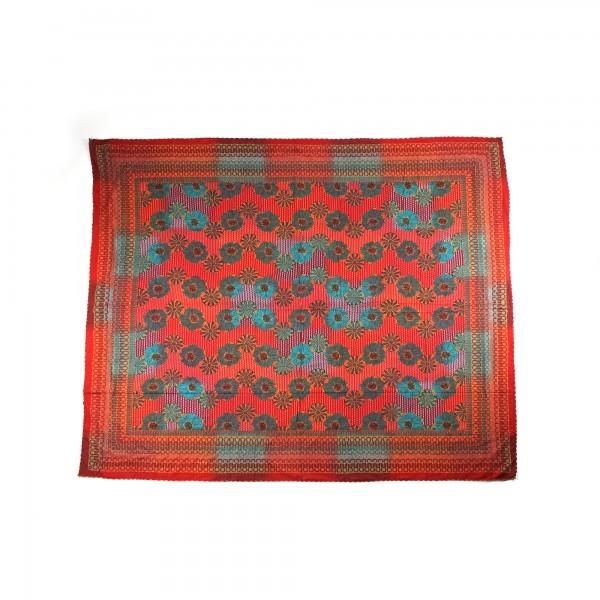 "Tagesdecke ""Samata"", aus 100% Baumwolle, multicolor, L 260 cm, B 220 cm"