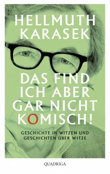 Buch 'Das find ich aber gar nicht komisch!'