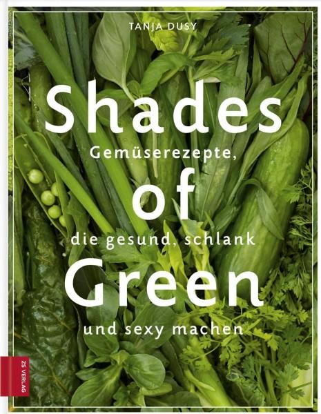 Buch 'Shades of Green'