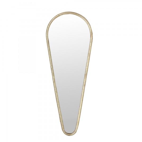 Spiegel 'Rabou', kupfer, T 4,5 cm, B 28 cm, H 79 cm