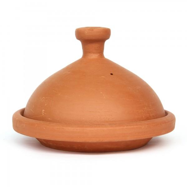 Tajine 'Fatima', orangebraun, Ø 35 cm