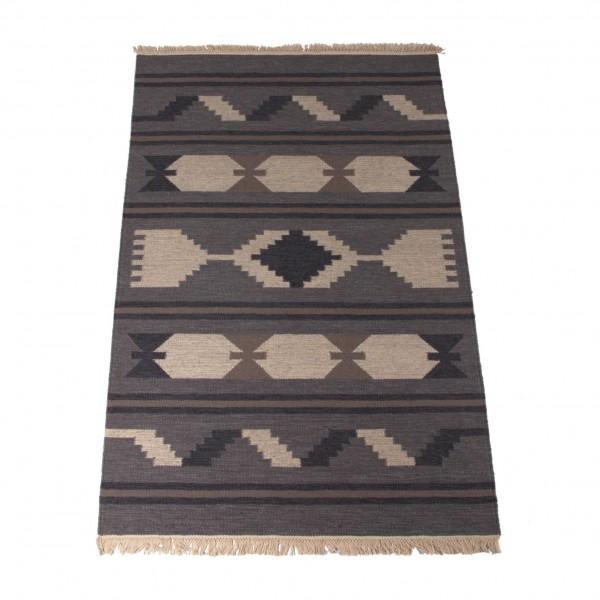 "Teppich ""Chaturthi"", handgewebt, L 200 cm, B 140 cm"